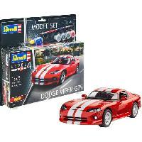 Kit Modelisme A Construire REVELL Maquette Model set Voitures Dodge Viper GTS 67040