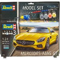 Kit Modelisme A Construire REVELL Maquette Model set Voitures Mercedes AMG GT 67028