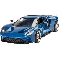Kit Modelisme A Construire REVELL Maquette Voitures 2017 Ford GT 07678 Maquette plastique systeme Easy-Click