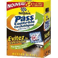 Kit Pass controle technique diesel BA9045 - 2x300ml Bardahl