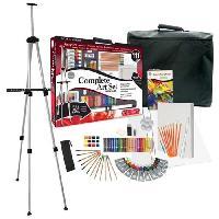 Kit Peinture Set complet pour artiste 111 pieces