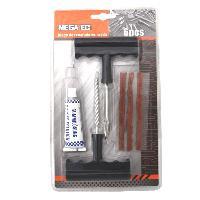 Kit Reparation Pneu - Outil Reparation Pneu CY-0165063 - Kit Reparation pneu 6 pieces - ADNAuto