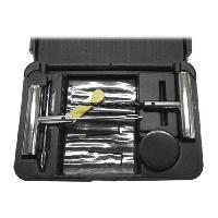 Kit Reparation Pneu - Outil Reparation Pneu Kit de depannage tubeless