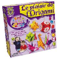 Kit Scrapbooking Le plaisir de l'origami - Bsm