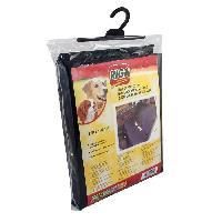 Kit Securite - Protection Protection siege auto arriere 130 x 120 cm - Noir - Pour chien