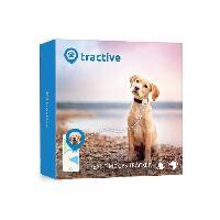 Kit Securite - Protection TRACTIVE Traceur GPS chien - Collier gps chien - Léger et étanche avec porté illimitée Aucune