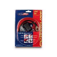 Kit de cables CPK5X - Kit de cablage 5mm2 pour amplificateur 250W