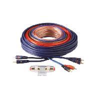 Kit de cables Kit Alimentation CNK6 - 500W - 6GA - ADNAuto