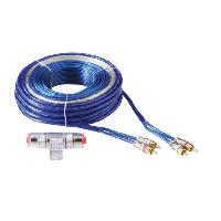 Kit de cables Kit alimentation CNK8 - 500W - 8GA - ADNAuto