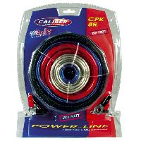 Kit de cables Kit de cablage 35mm2 pour amplificateur 2500W - CPK-8R