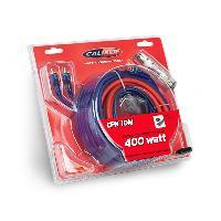 Kit de cables Kit de cablage pour amplificateur Max 400W 5m - Caliber