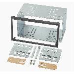 Kit de montage universel UNI02 compatible avec autoradio double ISO 110mm