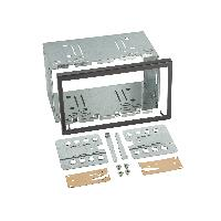 Kit installation 2-Din compatible avec tout Autoradio - Universel - H110mm
