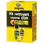 Kit nettoyant vanne EGR diesel - BA9123 - Elimine les depots. Stabilise le ralenti. Baisse la consommation. Bardahl