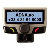 Kits Main libre Auto CK3100 LCD - Kit Mains Libres Bluetooth - afficheur LCD - Parrot