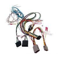 Kits Main libre Auto Cable Alimentation pour Parrot CK3200 CK3400 MK6000 MK6100 MKI9000 9100 9200 - ADNAuto