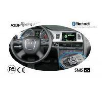 Kits Main libre Auto Kit mains libres bluetooth compatible origine Audi A4 8K A5 8T A6 4F A8 4E MMI2G - ADNAuto