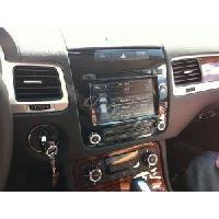 Kits Main libre Auto Kit mains libres bluetooth compatible origine Volkswagen Touareg 062010> RCD550