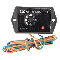 Kits d'allumage automatique des feux Avertisseur oubli de lumiere 6-12V 38x35x27cm - ADNAuto
