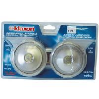 Klaxons Avertisseur electro magnetique a disque - ADNAuto