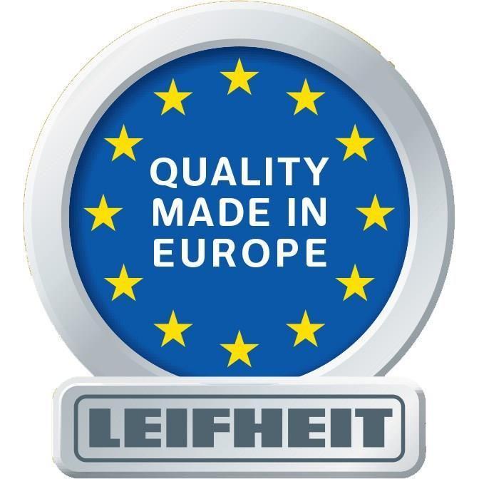 LEIFHEIT 51001 Kit Aspirateur lave-vitres Dry et Clean- Manche integre - Aspirat