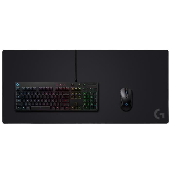 LOGITECH-Tapis-de-souris-gamer-G840-XL miniature 2