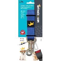 Laisse - Sangle - Accouple ANIMALS&CAR Adaptateur ceinture sécurité animaux