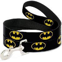 Laisse - Sangle - Accouple Laisse Chien DC Comics: Logo Batman - S - Aucune