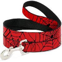 Laisse - Sangle - Accouple Laisse Chien Marvel: Toile Spider-Man - S - Aucune