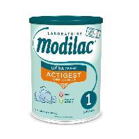 Lait Bebe MODILAC Actigest lait en poudre 1er age 800g - Mixa Solaire