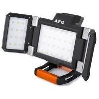 Lampe De Chantier AEG POWERTOOLS Projecteur triple panneaux 18V -sans batterie-