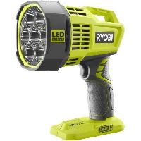 Lampe De Chantier RYOBI Spot LED 18V - 2500 lumens - 3 intensites