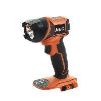 Lampe Electrique - Lampe De Poche AEG Lampe FL18-0 - 18 V - Tete rotative : 180 ° - Sans batterie ni chargeur