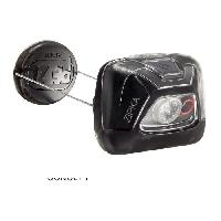 Lampe Frontale Multisport Lampe Frontale Zipka 200 Lumens Noir