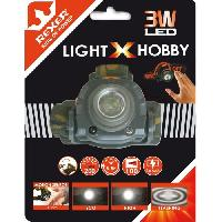 Lampe Frontale Multisport REXER Lampe frontale sensor - 3W - 200 lm