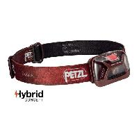 Lampe Frontale PETZL Lampe frontale Tikkina - Rouge