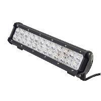 Lampes LEDs AUTOBEST Barre LED 4x4 - 24 leds 72W - 5040 lumens - 35 cm
