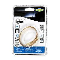 Lampes LEDs BANDE 12 LED ROUGE LONG. 20CM