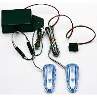 Lampes Stroboscopiques Lampes stromboscopique -Pace Car II - Bleu - ADNAuto