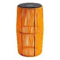 Lampion - Lanterne D'exterieur MUNDUS Lanterne Solaire Scoubidou - Orange