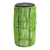 Lampion - Lanterne D'exterieur MUNDUS Lanterne Solaire Scoubidou - Vert