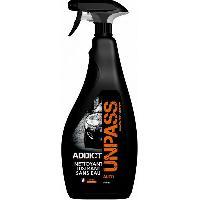 Lavage - Shampoing 3X Nettoyant lustrant sans eau UNPASS ADDICT 500ml