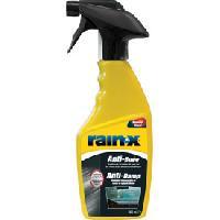 Lavage - Shampoing Anti-buee RainX 500ml - pulverisateur