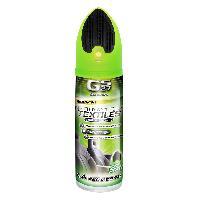 Lavage - Shampoing Detachant Textile avec brosse - triple action - 400ml GS27