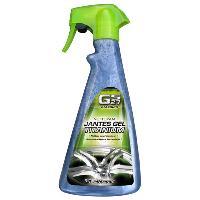 Lavage - Shampoing Nettoyant jantes gel titanium - 500ml