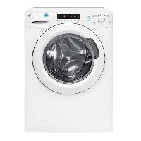 Lave-linge CANDY CS 1292D3-S - Lave-linge frontal - 9kg - Essorage 1200 tours - A+++ - Connecte - Blanc
