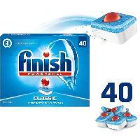 Lave-vaisselle A74 Paquet de 40 tablettes pour lave-vaisselle - Powerball Classic