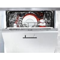 Lave-vaisselle BRANDT VH1772J - Lave vaisselle encastrable - 12 couverts - 47 dB - A++ - L 59.8 cm