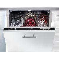Lave-vaisselle BRANDT VS1010J - Lave-vaisselle 45cm encastrable A++