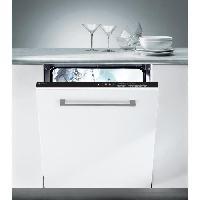 Lave-vaisselle CANDY CDI 2LS36-47 -Lave vaisselle encastrable - 13 couverts - 47 dB - A++ - Larg 60 cm